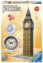Ravensburger 12586 - Puzzle 3D - Big Ben Con Orologio