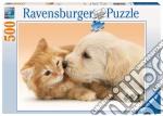 Ravensburger 14172 - Puzzle 500 Pz - Big Kiss puzzle di Ravensburger