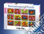 Ravensburger 15615 - Puzzle 1000 Pz - Arte - Keith Haring puzzle di Ravensburger