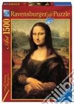 Puzzle 1500 Pz - Leonardo - La Gioconda puzzle di RAVENSBURGER