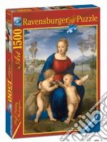 Ravensburger 16249 - Puzzle 1500 Pz - Madonna Del Cardellino puzzle di Ravensburger