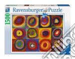 Ravensburger 16377 - Puzzle 1500 Pz - Kandinsky - Studio Sul Colore puzzle di Ravensburger