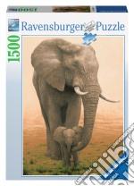 Il piccolo pachiderma puzzle di RAVENSBURGER