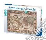 Ravensburger 16633 - Puzzle 2000 Pz - Mappamondo 1650 puzzle di Ravensburger