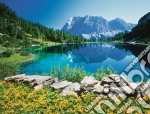 Lago alpino, tirolo puzzle di RAVENSBURGER