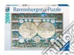 Antica carta geografica puzzle di RAVENSBURGER