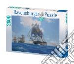 Puzzle 2000 pz - battaglia navale puzzle di RAVENSBURGER