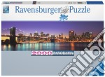 Puzzle 2000 pz - skyline di new york - panorama puzzle di RAVENSBURGER