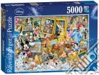 Ravensburger 17432 - Puzzle 5000 Pz - Topolino Artista