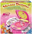 Wix mandala machine winx