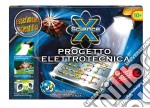Science x maxi - progetto elettrotecnica gioco di RAVENSBURGER