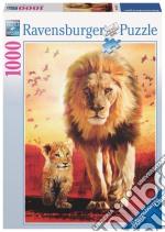 Puzzle 1000 pz - leoni puzzle di RAVENSBURGER