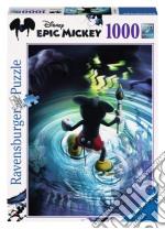 Puzzle 1000 pz - epic mickey puzzle di RAVENSBURGER