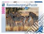 Puzzle 1000 pz - zebre puzzle di RAVENSBURGER