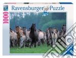 Liberi al galoppo puzzle di RAVENSBURGER
