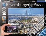 Puzzle 1000 pz - veduta aerea di parigi puzzle di RAVENSBURGER