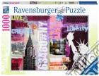 Ravensburger 19613 - Puzzle 1000 Pz - Foto E Paesaggi - Collage New York City