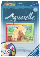 Aquarelle - serie mini - cavallo