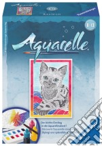 Aquarelle - serie mini - gattino gioco di RAVENSBURGER