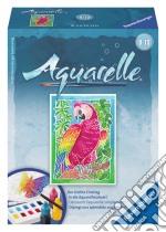 Aquarelle - serie mini - pappagallo gioco di RAVENSBURGER
