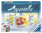 Aquarelle - serie maxi - fiori giochi