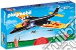 Playmobil - Aliante Black Flyer (Con Luci LED) giochi