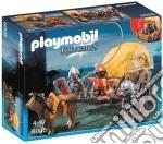 Playmobil - Cavalieri - Carro Trappola Dei Cavalieri Del Falcone giochi