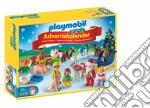 Playmobil Calendario Dell'Avvento - 1-2-3 - Natale In Fattoria