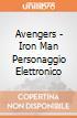 Avengers - Iron Man Personaggio Elettronico giochi