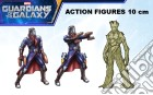 Guardians Of The Galaxy - Action Figure 10 Cm giochi