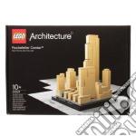 Lego - Architecture - Rockefeller Plaza