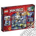 Lego 70734 - Ninjago - Il Dragone Del Maestro Wu