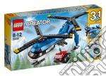 Lego 31049 - Creator - Elicottero Bi-Elica 3 In 1 giochi