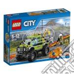 Lego 60121 - City - Camion Delle Esplorazioni Vulcanico giochi
