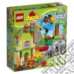 Lego 10804 - Duplo - Intorno Al Mondo - Giungla giochi