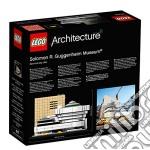 Lego 21035 - Architecture - Museo Solomon R. Guggenheim gioco