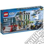 Lego 60140 - City - Polizia - Rapina Con Il Bulldozer giochi