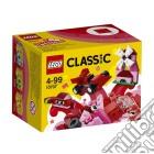 Lego 10707 - Classic - Scatola Della Creativita' Rossa giochi