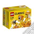 Lego 10709 - Classic - Scatola Della Creativita' Arancione giochi