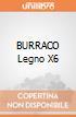 BURRACO Legno X6
