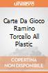 Carte Da Gioco Ramino Torcello All Plastic