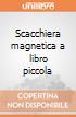 Scacchiera magnetica a libro piccola