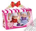 Amore Mio - Confezione 2 Bambole Morbide 30 Cm giochi