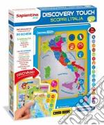 Sapientino - Discovery Touch Scopri L'Italia giochi