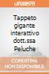 Tappeto gigante interattivo dott.ssa Peluche