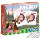 Memo Masha e l'orso giochi