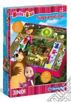 Sapientino Junior Masha e l'orso giochi