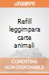 Refill leggimpara carte animali