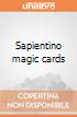 Sapientino magic cards