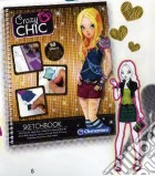 Crazy Chic Sketchbooks Rock giochi